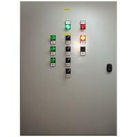 Шкаф автоматики приточно-вытяжной установки